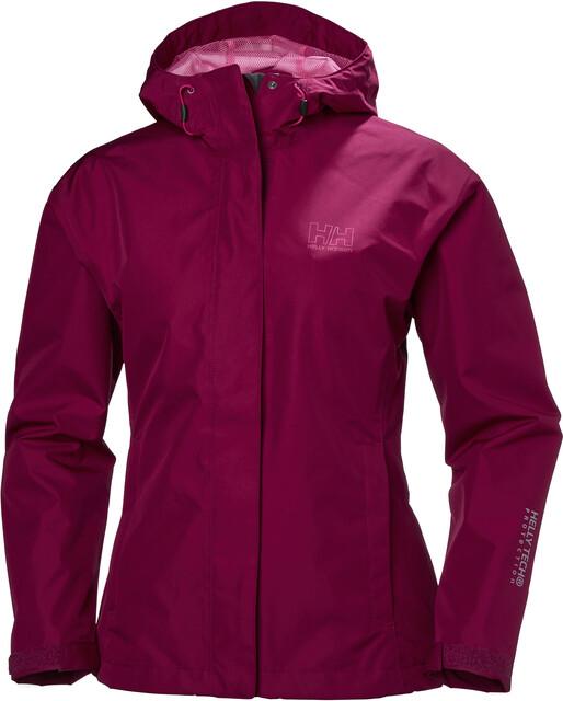 W Seven J Jacket | Pustende Regnjakke For Dame | HH NO